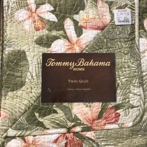 Tommy Bahama Quilt